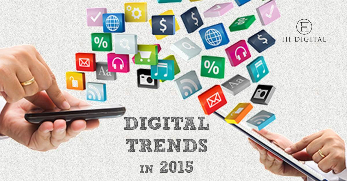 The world is fast forwarding as we come to experience the evolution of amazing digital trends such as the social media. Is your brand ready for 2015?