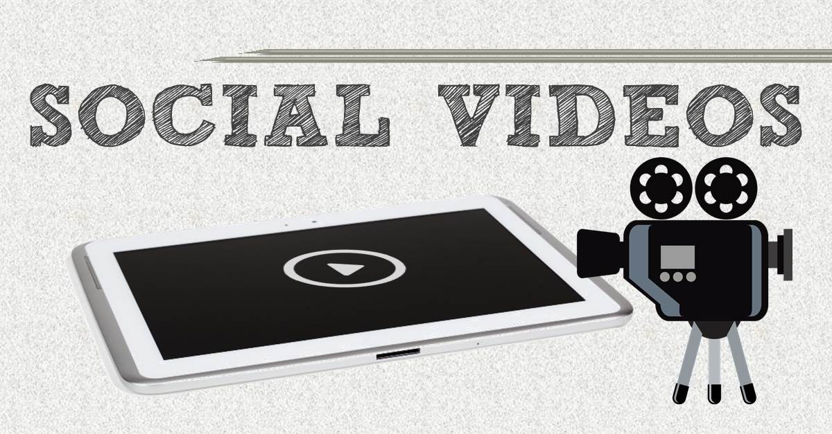 Digital trends and social videos