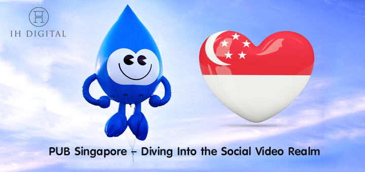 In its effort to educate Singapore users on water supply sustainability, PUB SG expanded its educational channel through a video production in Singapore.