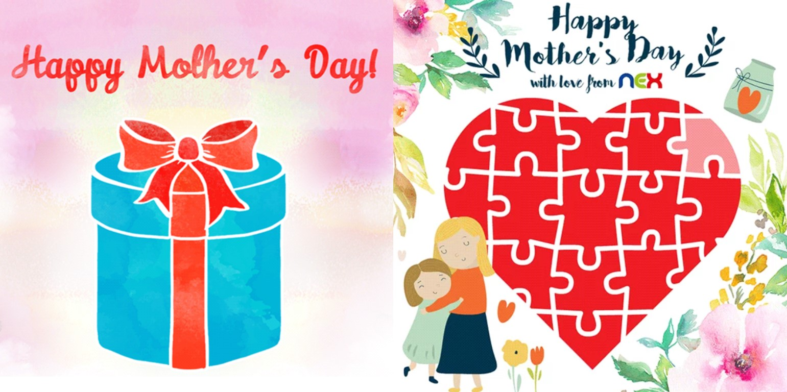 All the digital marketing campaigns on social media have a consensus - Remember to pamper your Mum and shower her with love this Mother's Day!