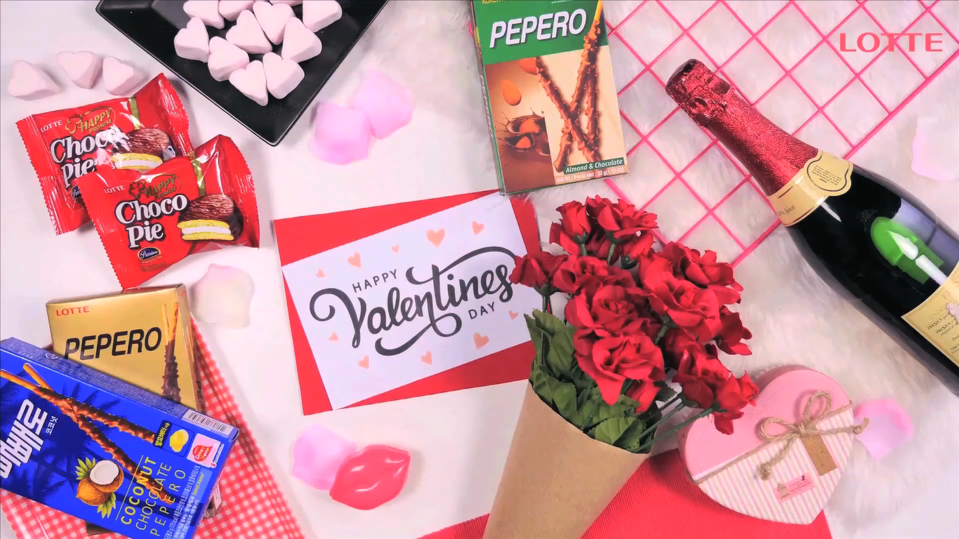 Panasonic Singapore and Lotte Confectionery S.E.A release engaging videos to celebrate the season of love as part of their social media marketing campaign.